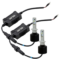 OLM Alpha Series H1 LED Conversion Kit