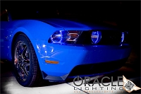 2010-2012 Mustang Oracle LED Headlight Halo Kit