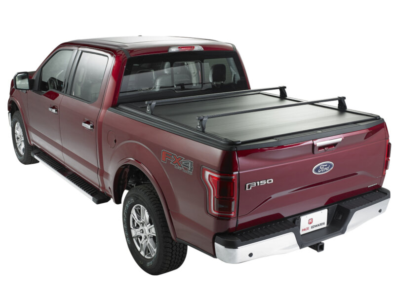 2015 2018 f150 bed pace edwards all metal for Retractable bed