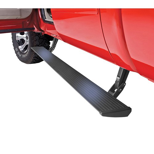 2009-2014 F150 AMP Research PowerStep Plug-N-Play Running Boards