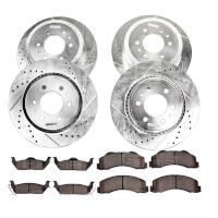 2010-2011 F150 & Raptor Power Stop Z23 Complete Brake Kit (6-Lug Only)