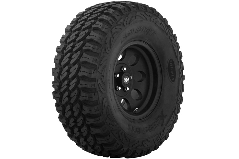 37x12.50R18 Pro Comp Xtreme M/T2 Radial Tire