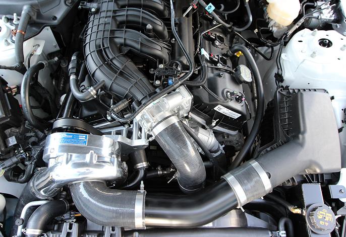 2017 Mustang 3 7l V6 Procharger Ho Intercooled Complete Supercharger Kit