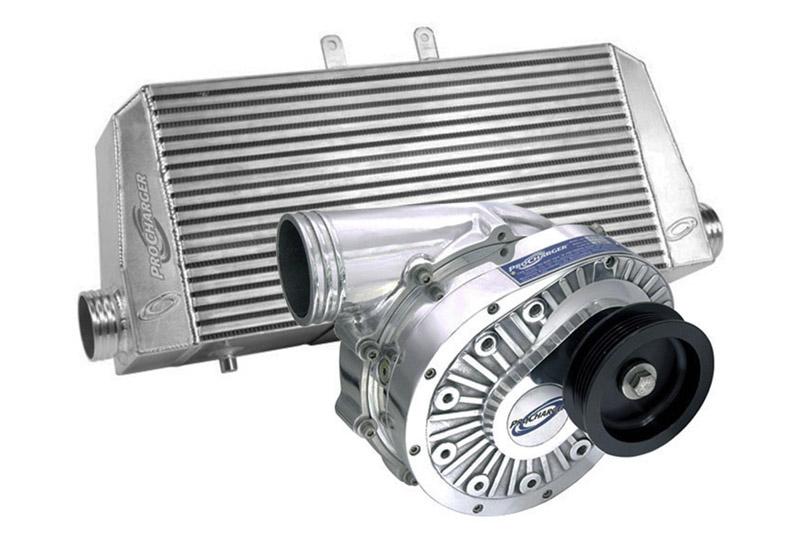 2010-2014 F150 & Raptor 6 2L ProCharger Stage 2 Intercooled Supercharger -  Tuner Kit
