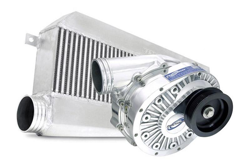 2011-2014 Mustang V6 Procharger HO Intercooled Supercharger Kit