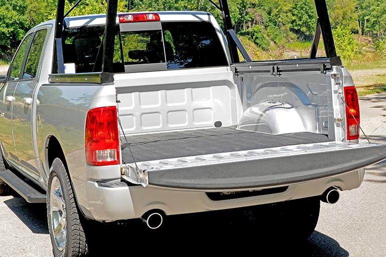 install video etrailer gmc truck com fit bed mat tv canyon installation dee custom deezee zee