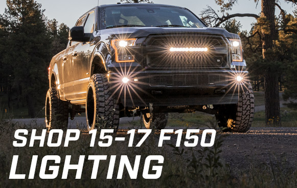 2015-2017 F150 Lighting Parts