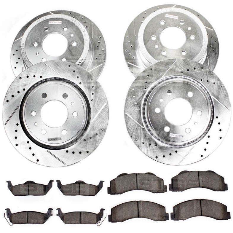Power Stop F150 Brake Kit