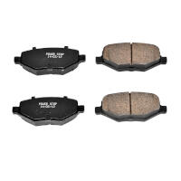 2011-2016 Explorer Power Stop Z23 Evolution Sport Front Brake Pads (Standard)