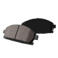 2015-2017 Mustang EcoBoost & V6 Power Stop Z23 Evolution Sport Carbon-Ceramic Front Brake Pads