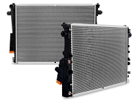 2008-2010 F250 & F350 Mishimoto Diesel Radiator Replacement