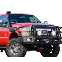 2011-2016 F250 & F350 ARB Full Deluxe Modular Winch Front Bumper
