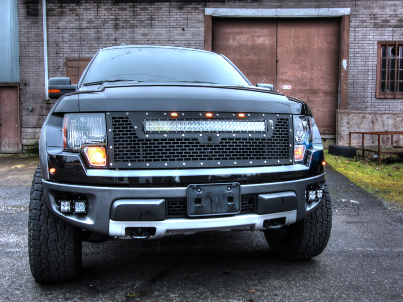 2010 2014 F150 Raptor Rigid Industries 30 Quot Rds Led Light