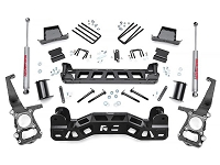 2009-2014 F150 2WD Rough Country 6 Inch Lift Kit