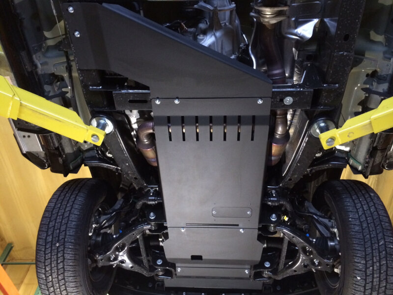 2015 2020 F150 4wd Rci Full Skid Plate Package F150 15 Pkg
