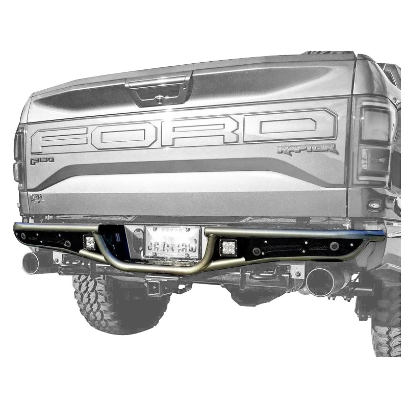 2017-2019 Raptor N-Fab Rear Replacement Bumper