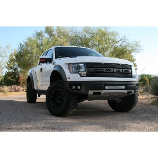 2010 2014 svt raptor rigid industries 20 lower grille kit 40133 mozeypictures Gallery