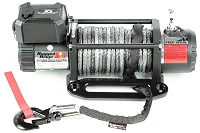 Rugged Ridge Nautic 9,500lb Winch w/ Synthetic Rope