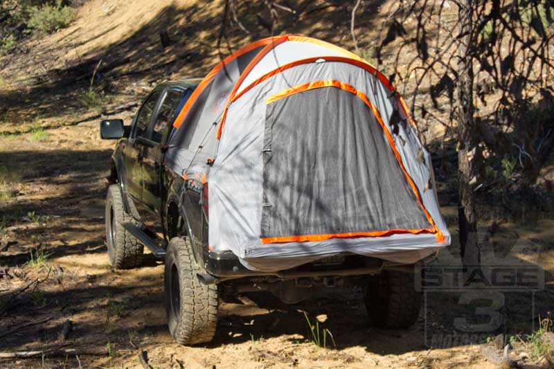 F150 & Super Duty Rightline Gear Truck Bed Tent (8ft Beds ...