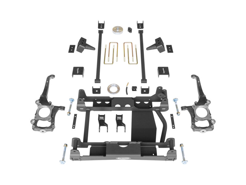 Rancho Lift Kits >> 2015 2017 F150 4wd Rancho 6 Suspension Lift Kit