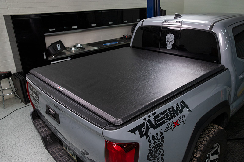 2016 2020 Tacoma 5ft Bed Truxedo Truxport Rolling Tonneau Cover 256001