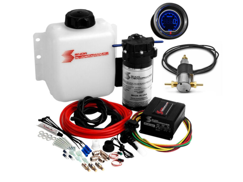 2011-2014 F150 EcoBoost Snow Performance Total Water/Methanol Injection Kit