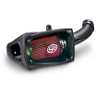 2011-2016 F250 & F350 6.7L Diesel S&B Cold Air Intake System (Cotton Filter)