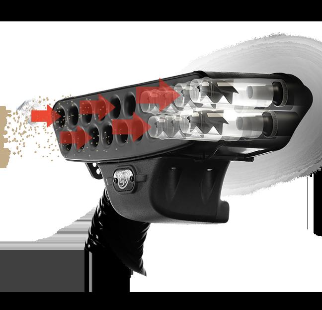 2013-2017 Polaris RZR 900 & 1000 S&B Particle Separator