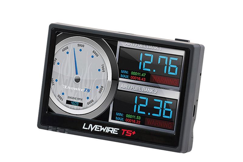 2011-2014 F150 5 0L 5-Star SCT Livewire TS+ Tuner w/ Custom Tunes