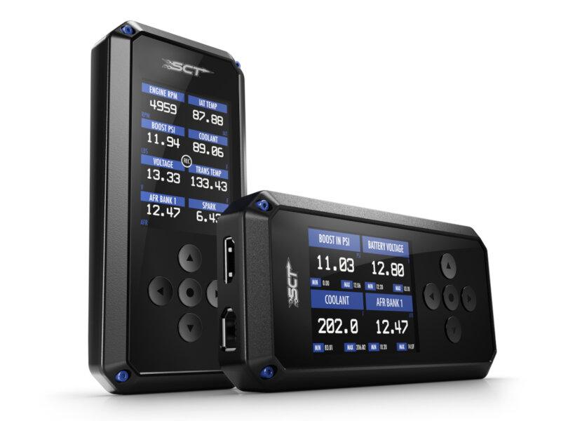 2006 Ford F250 >> SCT BDX Handheld Tuner 40490