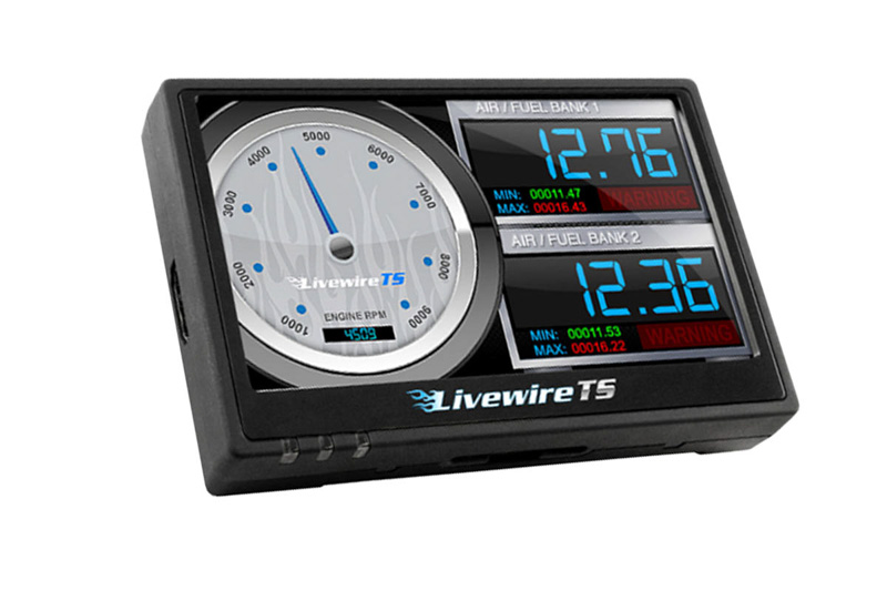 Livewire TS Tuner with 5 Star Custom Tunes