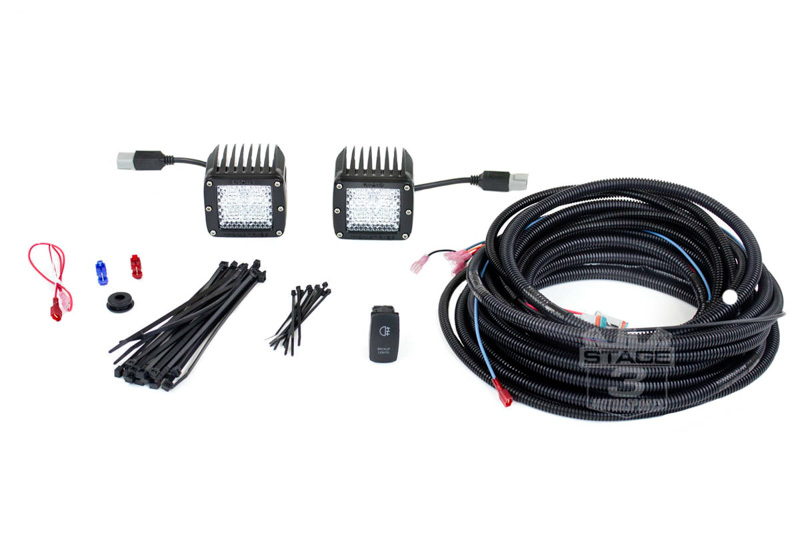F150 Super Duty Starkey Products Complete Backup Lighting Kit 5200 Plugandplay Trailer Wiring Connector Motorcycle Superstore Tap To Expand