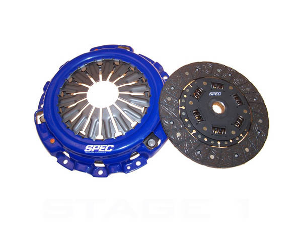 2013-2018 Focus ST EcoBoost SPEC Stage 1 Clutch Kit (OEM Flywheel)