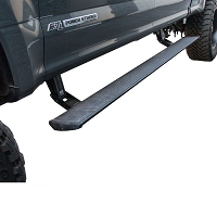 2017-2019 F250 & F350 AMP Research PowerStep Plug-N-Play Running Boards