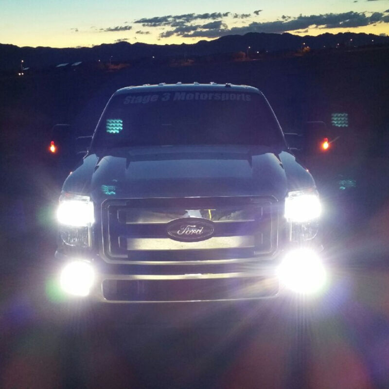 Halo Lights Wiring Diagram Light Bulb 2011 2016 F250 F350 Lighting Super Duty Rigid Industries Q Series Led