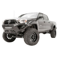 2012-2015 Tacoma Fab Fours Vengeance No-Guard Front Bumper