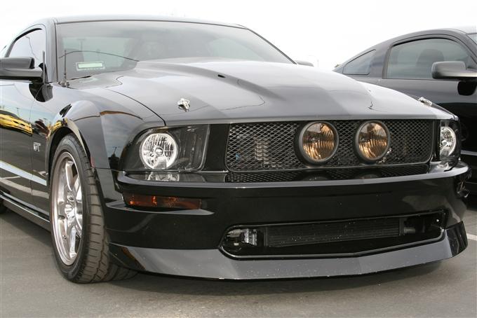 2005 2009 Mustang Trufiber A49 2 Cowl Hood 10024 A49 2