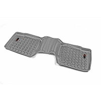 2011-2014 Ford Explorer Rugged Ridge Rear Floor Liner (Gray)