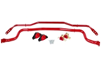 2015-2017 Mustang BMR Front & Rear Sway Bar Kit