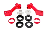 2015-2017 Mustang BMR Cradle Bushing Lockout Kit