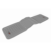 2004-2008 F150 Rugged Ridge Rear Floor Liner (Gray)
