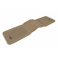 2004-2008 F150 Rugged Ridge Rear Floor Liner (Tan)