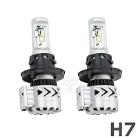 2004-2017 F150 CrystaLux XHP50 H7 LED Conversion Kit