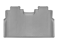 2015-2019 F150 & Raptor SuperCrew WeatherTech DigitalFit Rear Floor Liner (Grey)