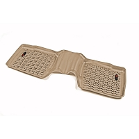 2011-2014 Ford Explorer Rugged Ridge Rear Floor Liner (Tan)
