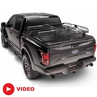 2009-2019 F150 & Raptor 5.5Ft Bed UnderCover RidgeLander Tonneau Cover