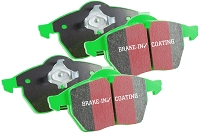 2008-2012 F250 & F350 EBC Greenstuff 6000 Series Rear Brake Pads