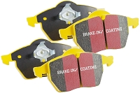 2008-2012 F250 4WD EBC Yellowstuff Truck Series Rear Brake Pads