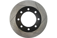 2005-2012 F250 & F350 4WD StopTech Sport Slotted Rotor (Front Left)