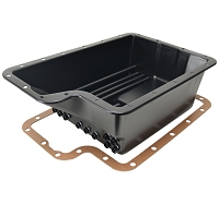 1990-2010 F150/F250 & F350 Derale Performance Transmission Cooling Pan